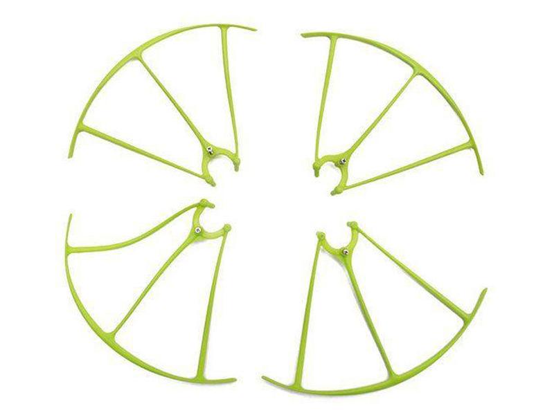 Защита пропеллеров для Syma X5HW Green 4шт