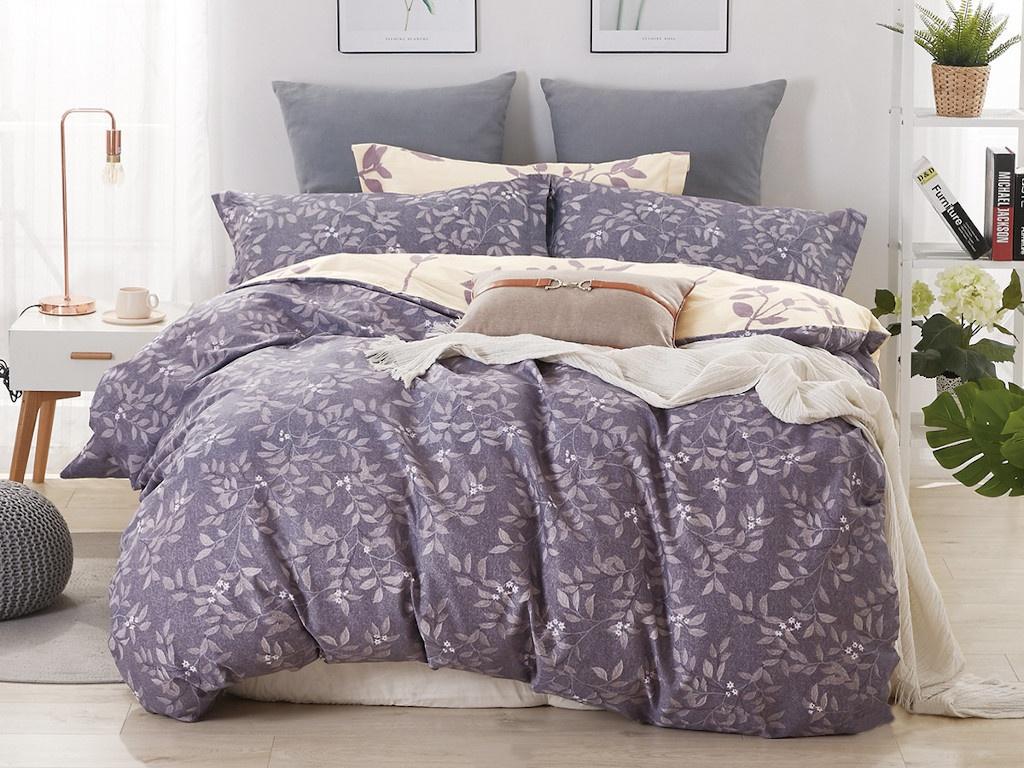 Постельное белье Cleo Satin Lux 20/425-SL Комплект 2 спальный Сатин
