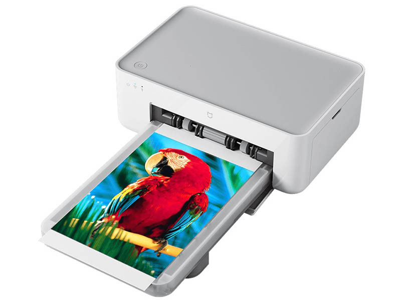 Принтер Xiaomi Mijia Photo Printer