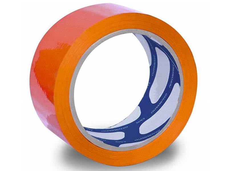 Клейкая лента Unibob 600 48mm x 66m 6шт Orange 41156