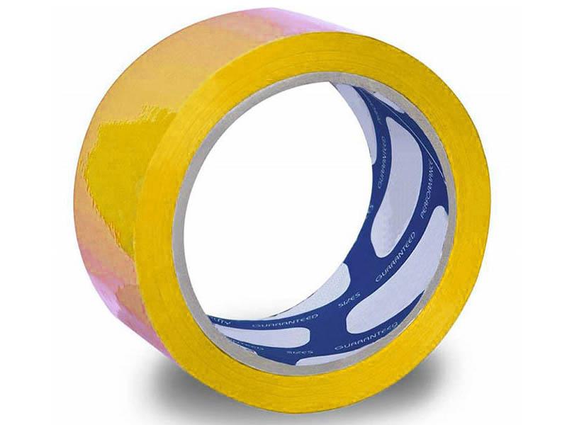 Клейкая лента Unibob 600 48mm x 66m 6шт Yellow 41153