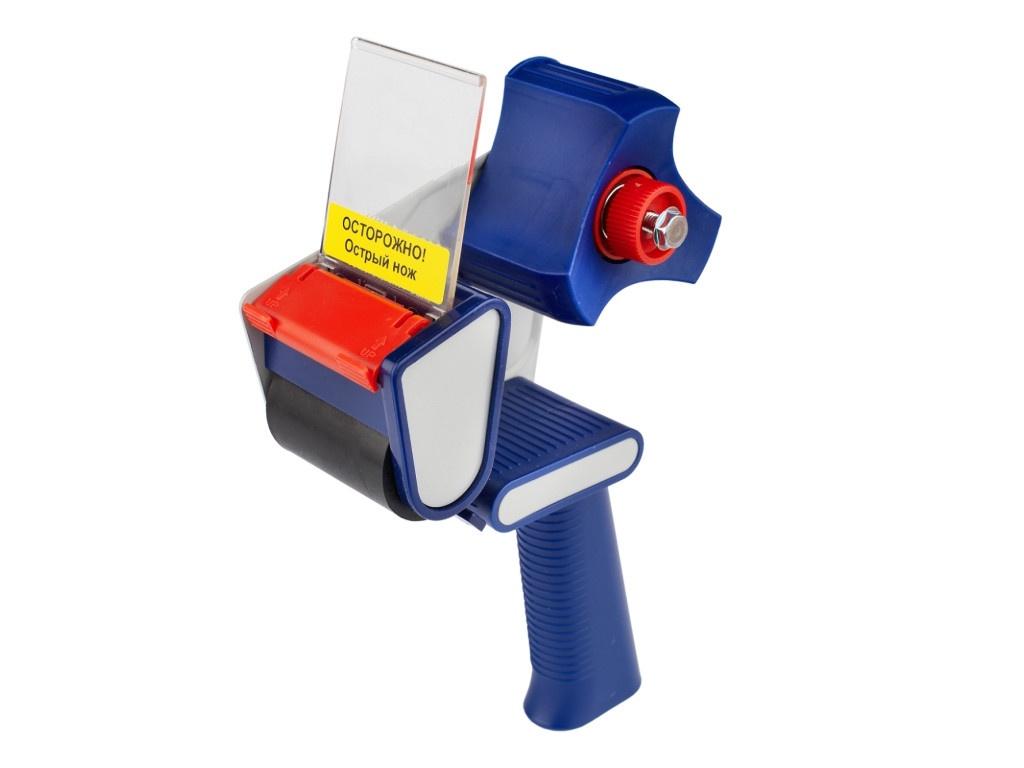 Диспенсер для клейкой ленты Unibob T520PT Blue-Grey 00222