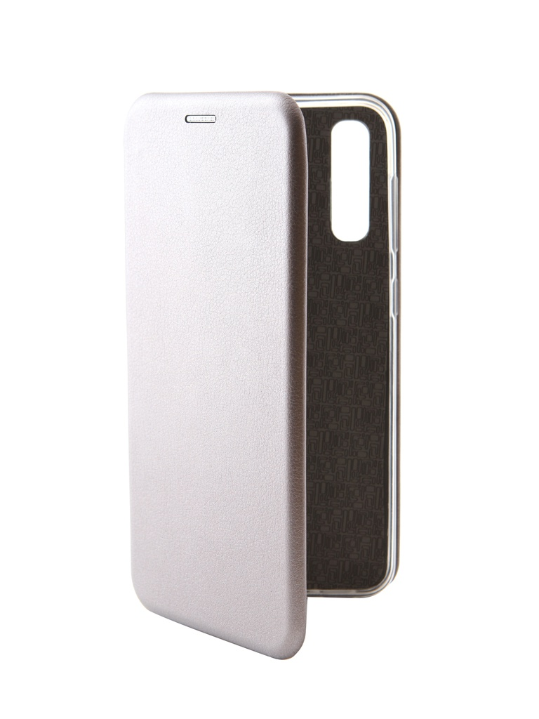 Фото - Аксессуар Чехол Neypo для Samsung Galaxy A30s 2019 Premium Silver NSB15328 аксессуар