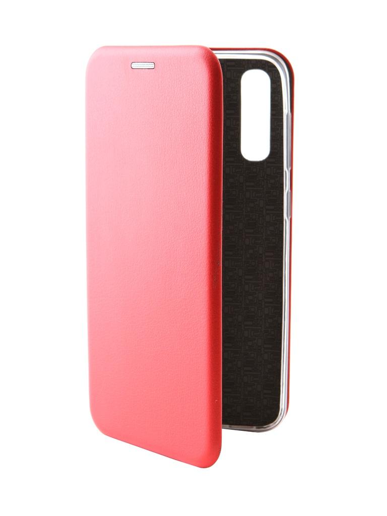 Фото - Аксессуар Чехол Neypo для Samsung Galaxy A30s 2019 Premium Red NSB15327 аксессуар