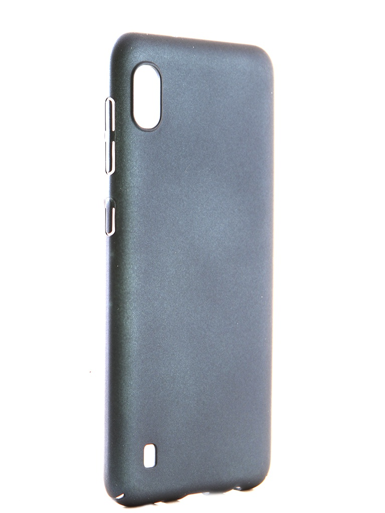 Аксессуар Чехол Neypo для Samsung Galaxy A10 2019 Soft Touch Dark Blue ST11982
