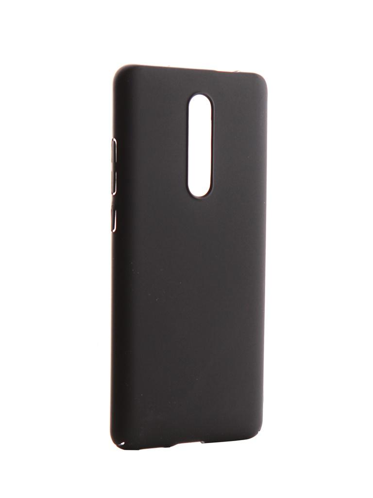Аксессуар Чехол Neypo для Xiaomi Mi9T Soft Touch Black ST12978