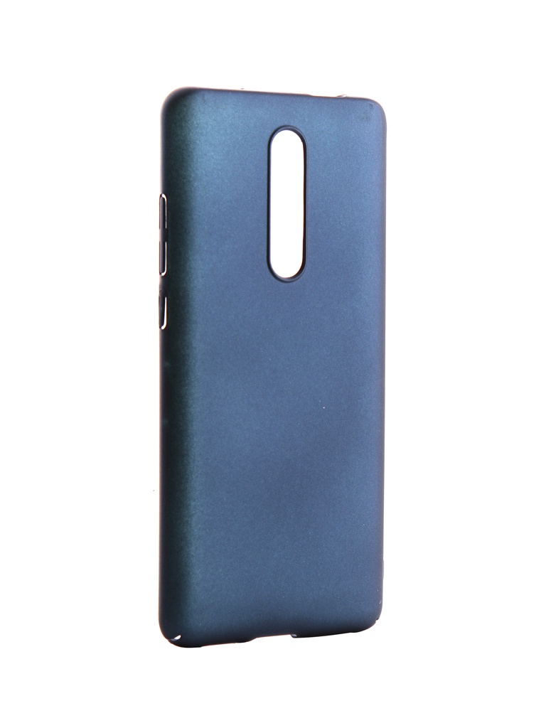 Аксессуар Чехол Neypo для Xiaomi Mi9T Soft Touch Blue ST15190
