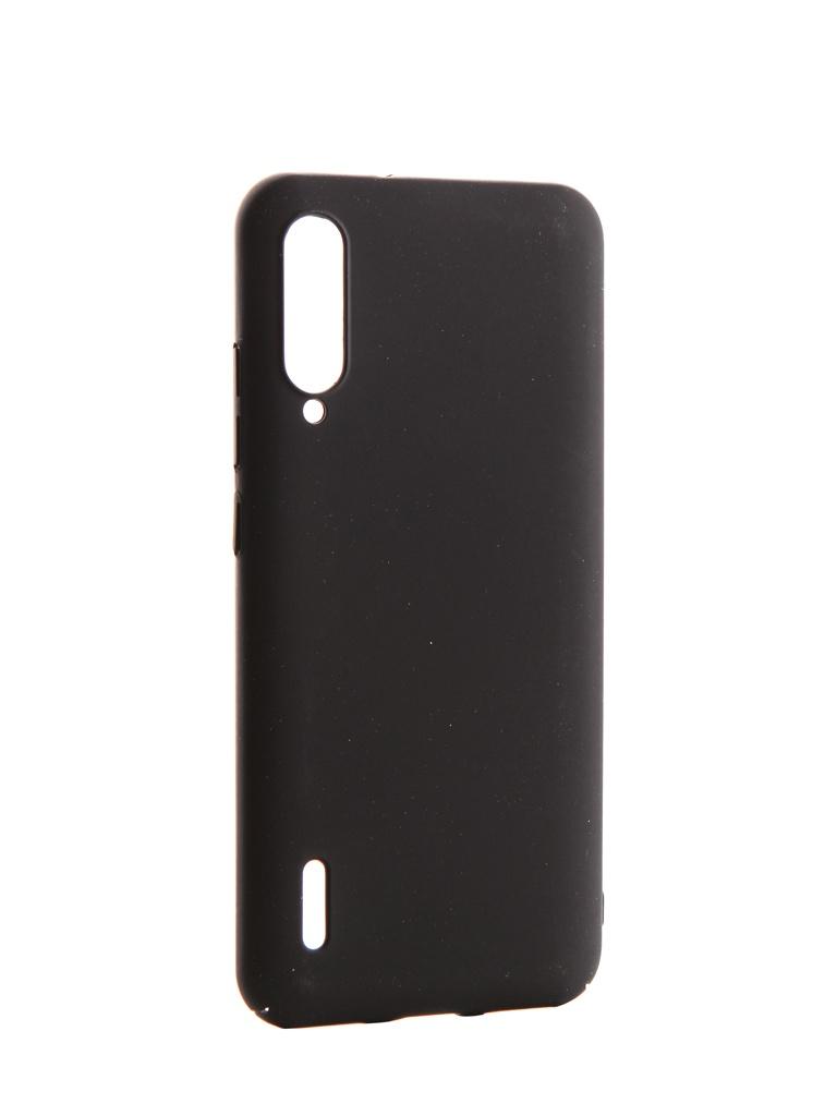 Аксессуар Чехол Neypo для Xiaomi MI A3 Soft Touch Black ST15197