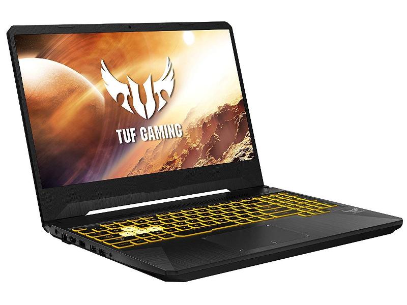Ноутбук ASUS FX505DT-BQ138T 90NR02D1-M07160 (AMD Ryzen 5 3550H 2.1 GHz/8192Mb/512Gb SSD/nVidia GeForce GTX 1650 4096Mb/Wi-Fi/Bluetooth/15.6/1920x1080/Windows 10 Home 64-bit)