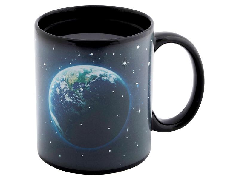 Кружка Эврика Хамелеон Планета 300ml 99475