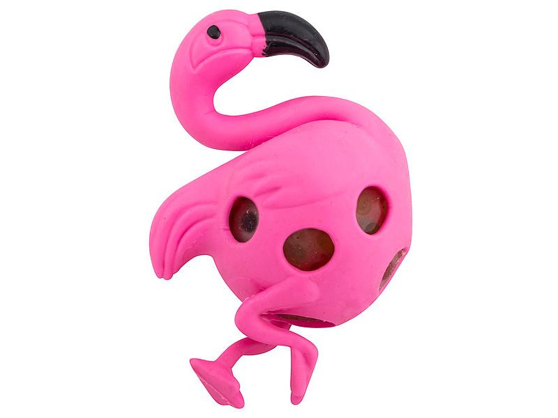 Игрушка антистресс Эврика Фламинго 99446