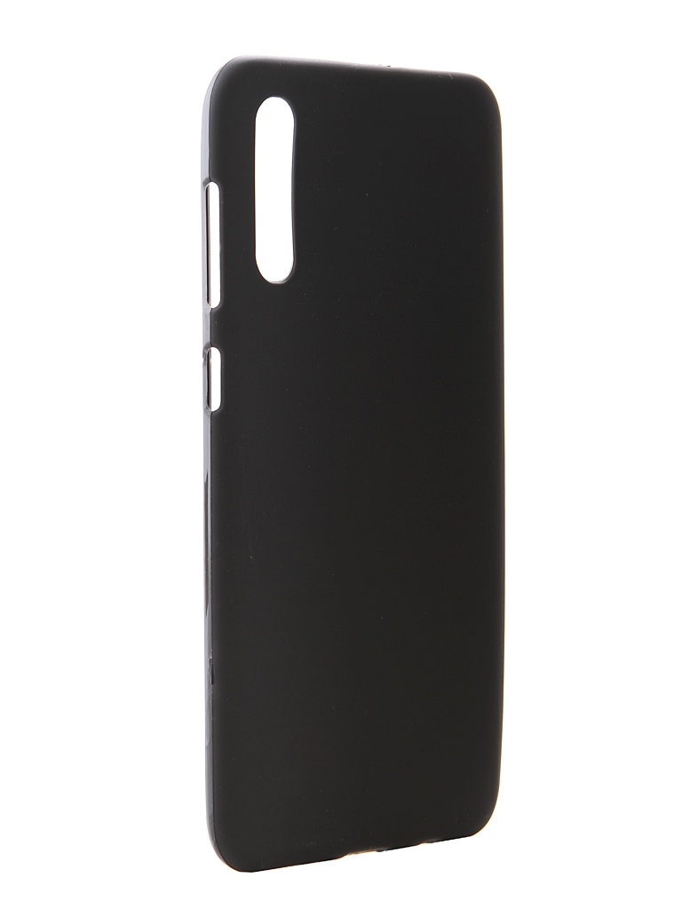 Аксессуар Чехол Svekla для Samsung Galaxy A30s A307F Black SV-SGA307F-MBL