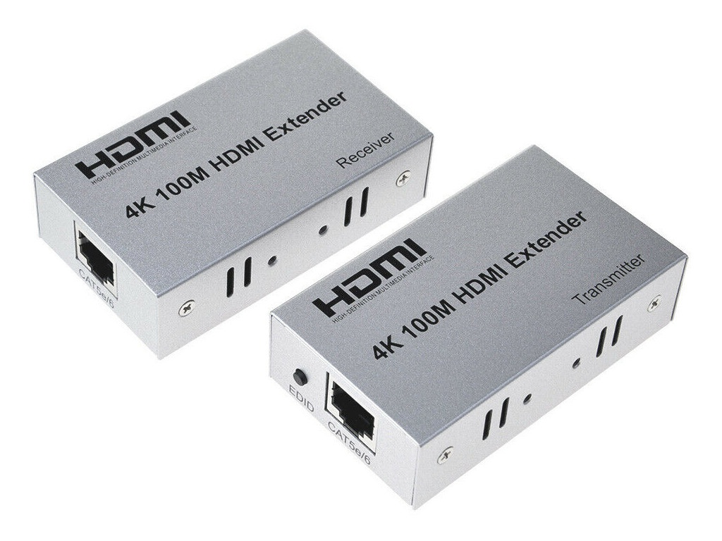 Аксессуар Orient VE047 Удлинитель HDMI 4K до 100m 30161