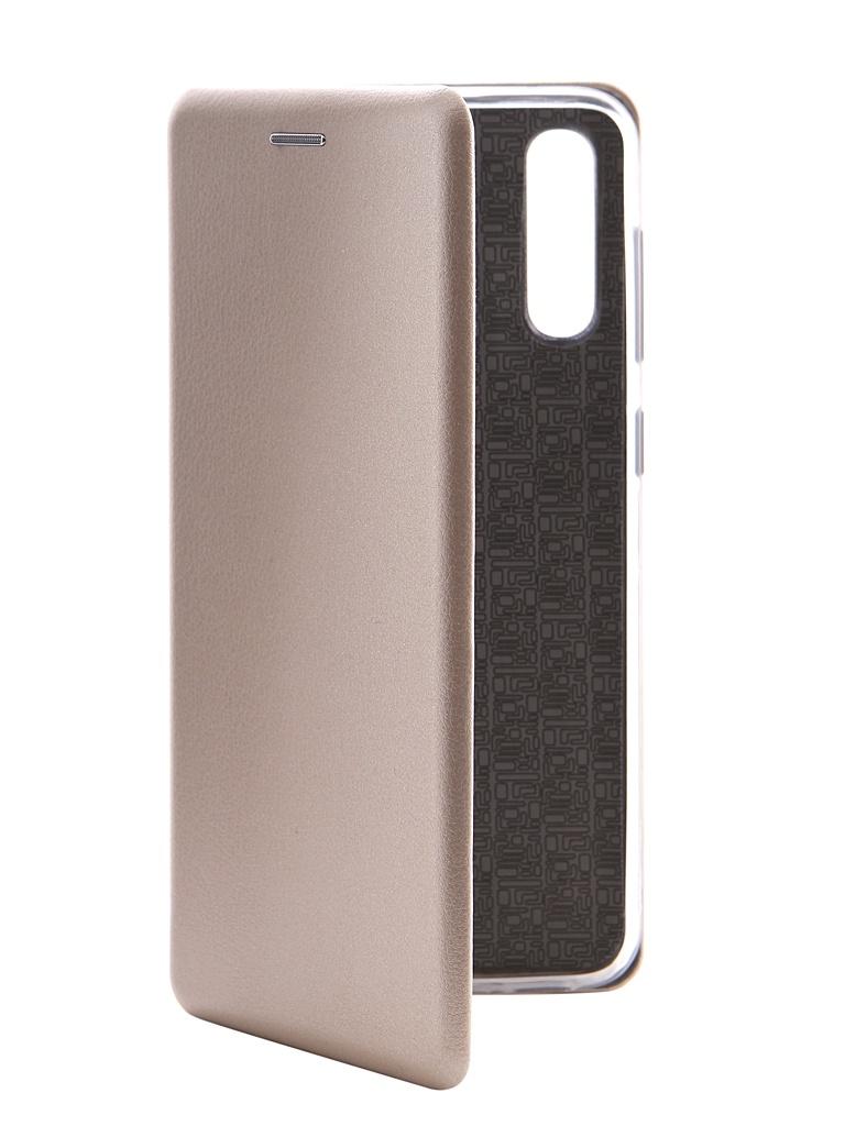 Чехол Svekla для Samsung Galaxy A30s A307F 3D Gold TRD-SVSAMA307F-GOLD