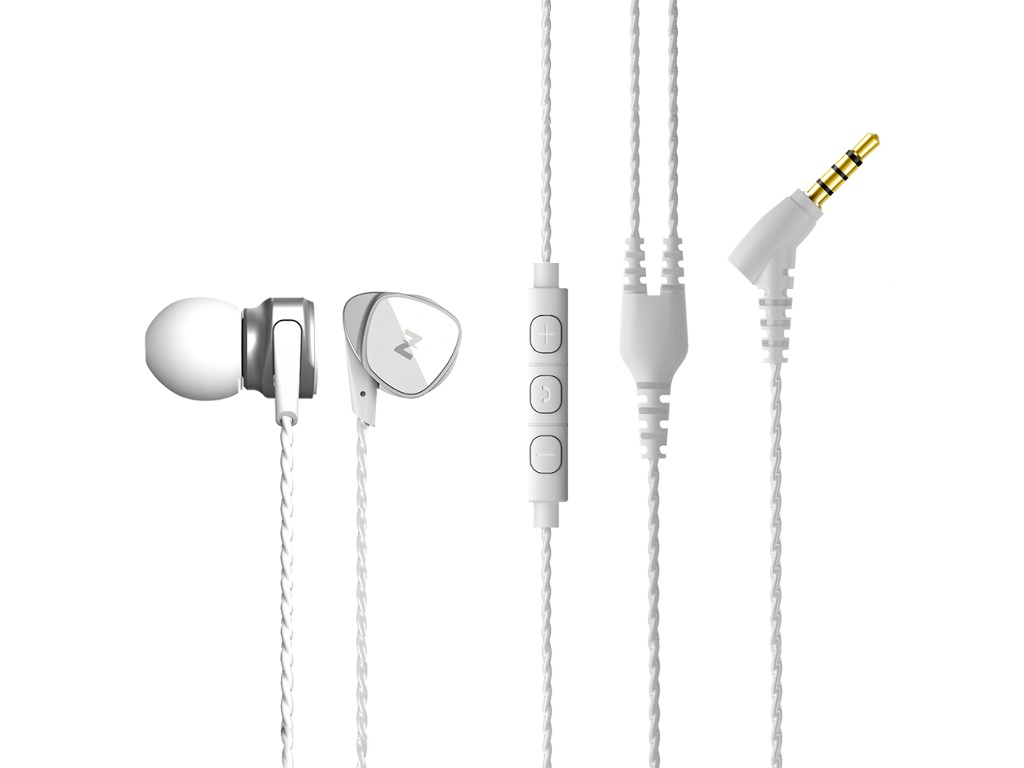 Наушники Z MusicDealer XS White ZMDH-XSW