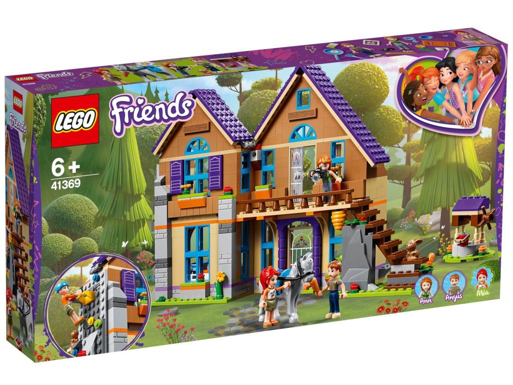 Конструктор Lego Friends Дом Мии 715 дет. 41369