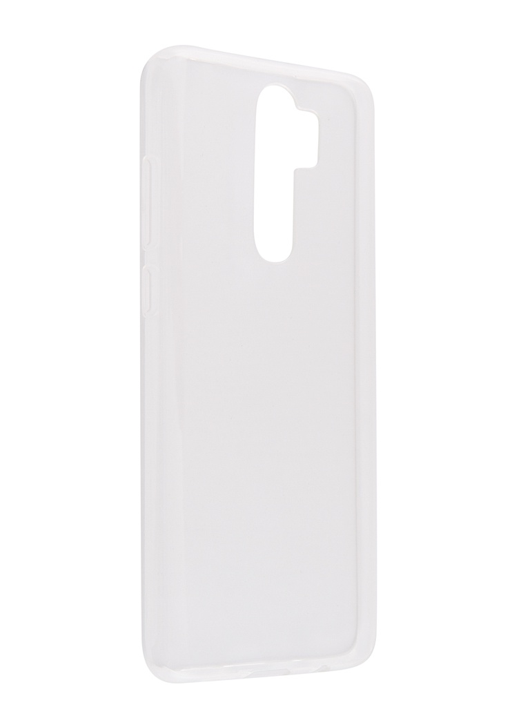 Чехол Zibelino для Xiaomi Redmi Note 8 Pro 2019 Ultra Thin Case Transparent ZUTC-XMI-RDM-NOT8-PRO-WHT
