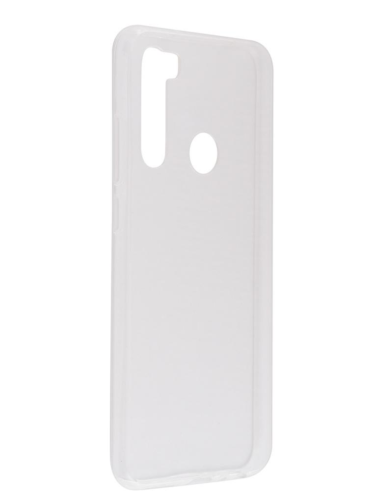 Чехол Zibelino для Xiaomi Redmi Note 8 2019 Ultra Thin Case Transparent ZUTC-XMI-RDM-NOT8-WHT