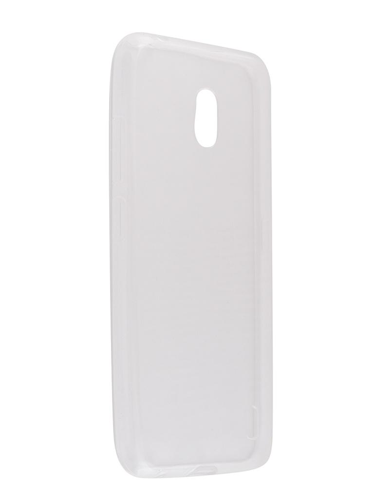 Чехол Zibelino для Nokia 2.2 2019 Ultra Thin Case Transparent ZUTC-NOK-2.2-WHT цена и фото