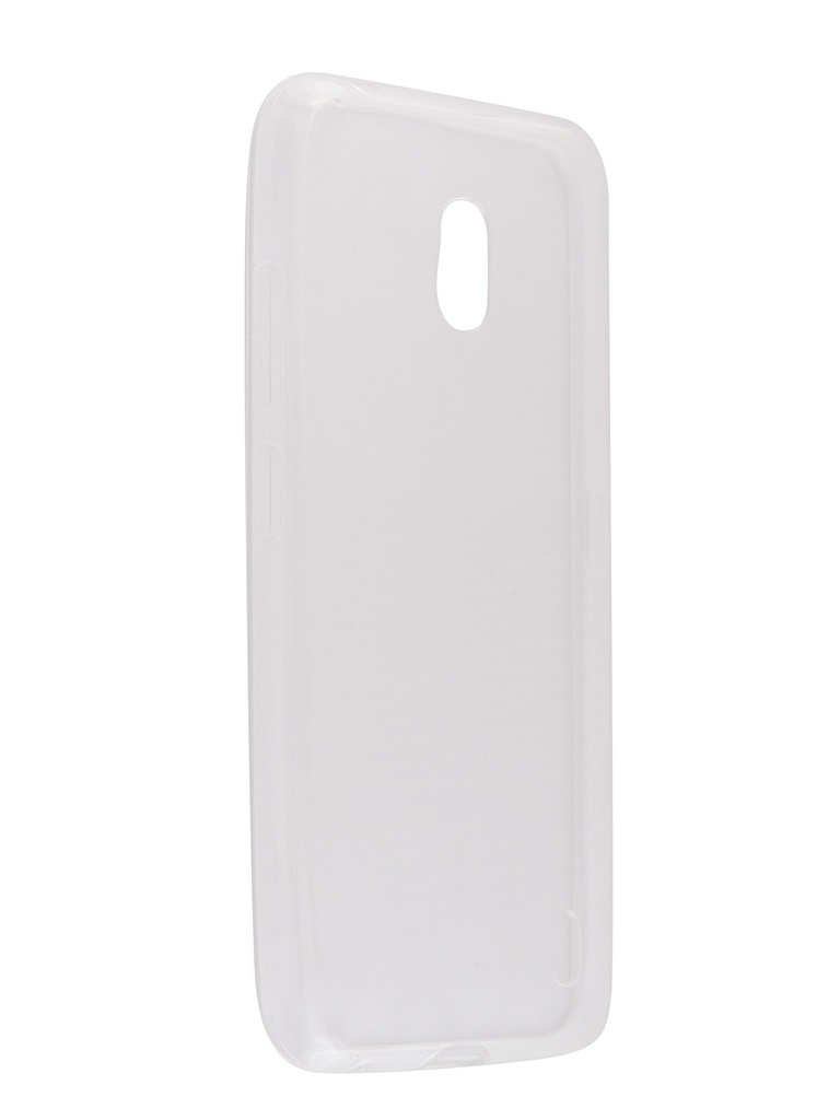 Аксессуар Чехол Zibelino для Nokia 2.2 2019 Ultra Thin Case Transparent ZUTC-NOK-2.2-WHT