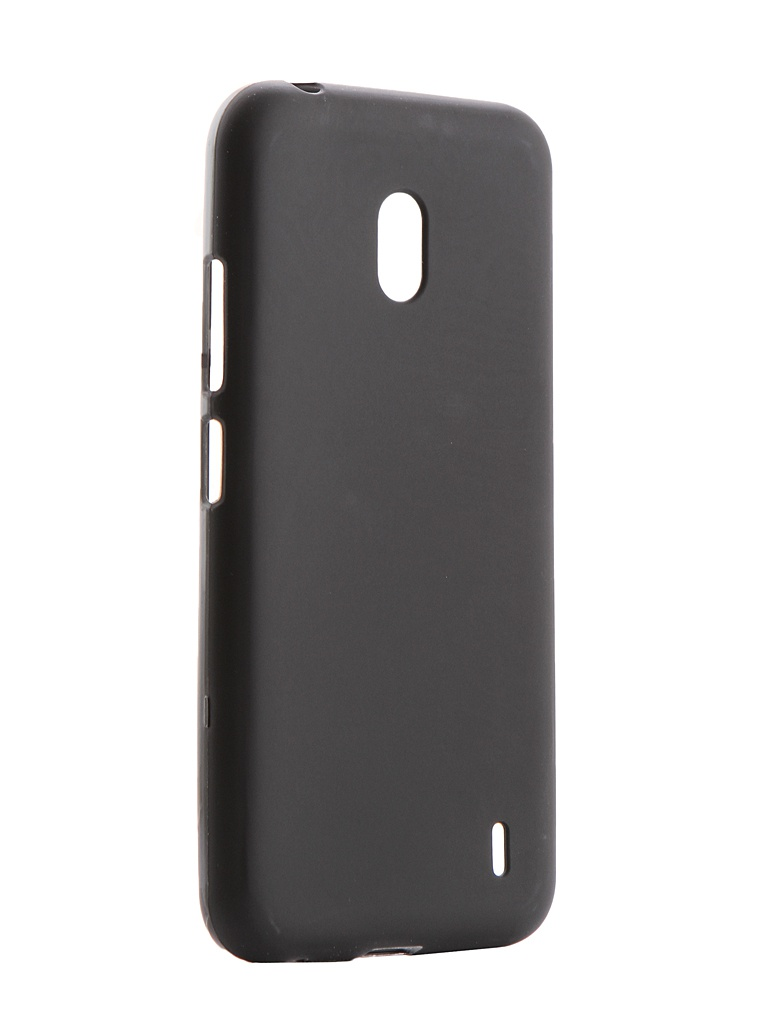 Чехол Zibelino для Nokia 2.2 2019 Soft Matte Black ZSM-NOK-2.2-BLK