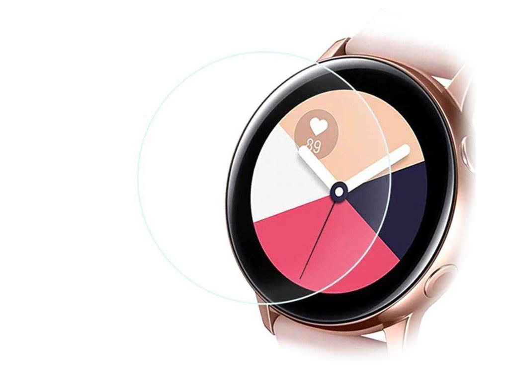 Аксессуар Защитная пленка Zibelino TG для Samsung Galaxy Watch Active 2 R820 2019 ZTP-SAM-R820