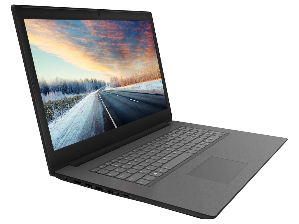 Ноутбук Lenovo V340-17IWL Dark Grey 81RG000KRU (Intel Core i5-8265U 1.6 GHz/8192Mb/256Gb SSD/DVD-RW/Intel HD Graphics/Wi-Fi/Bluetooth/Cam/17.3/1920x1080/DOS)