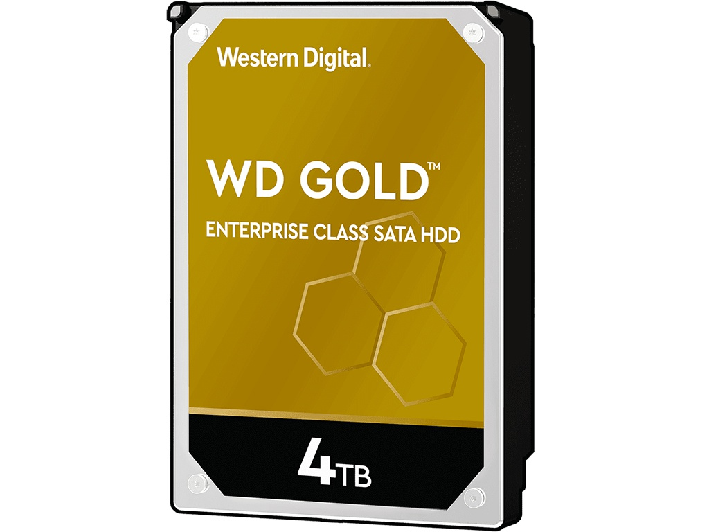 Жесткий диск Western Digital 7200RPM 4Tb Gold WD4003FRYZ