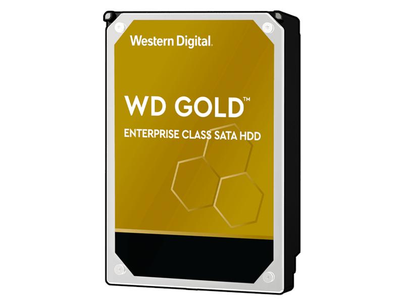 Жесткий диск Western Digital 7200RPM 6Tb Gold WD6003FRYZ