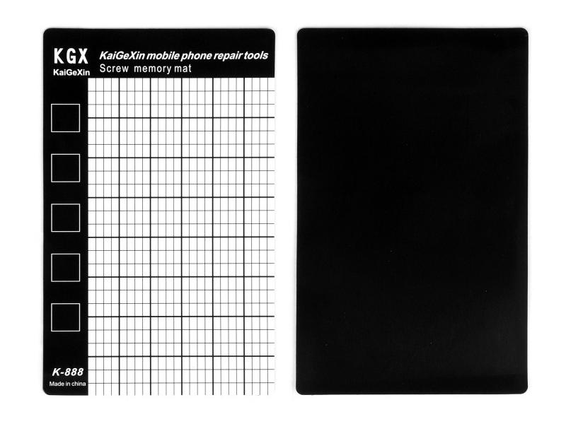 Коврик магнитный iQFuture 145x90mm White IQ-SMAT-14-W