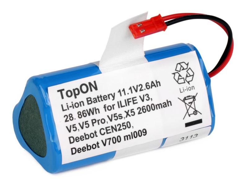 Аккумулятор TopON Chuwi iLife TOP-CH-11.1