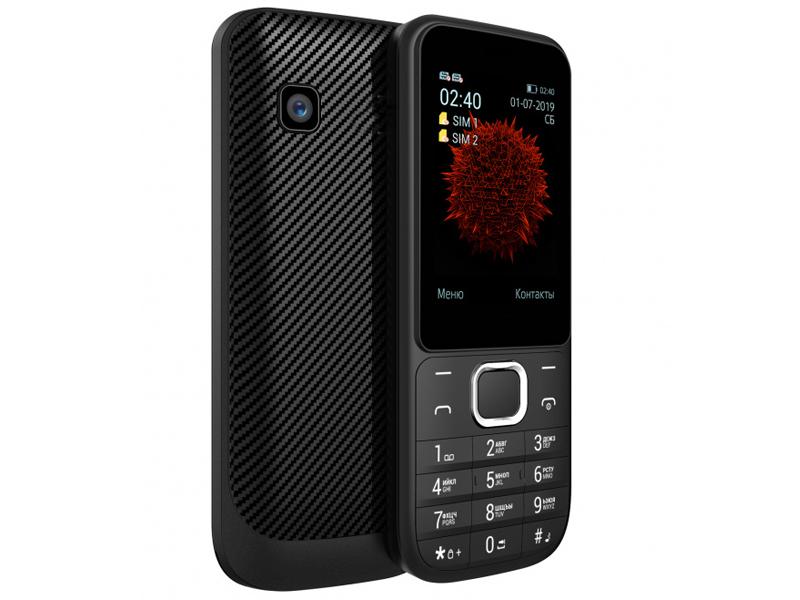 Сотовый телефон Digma Linx C240 Black LT2057PM