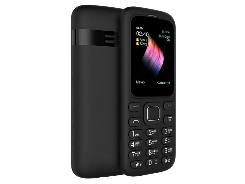 Сотовый телефон Digma Linx A171 Black