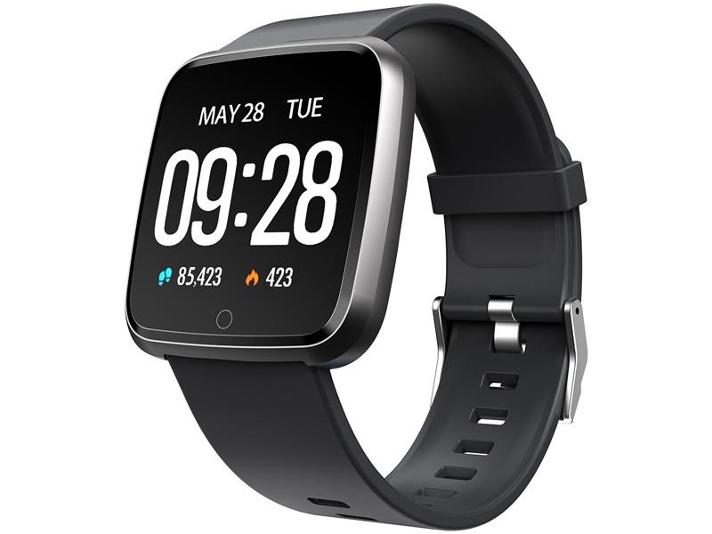 Умные часы Digma Smartline H3 Black-Black 1150266