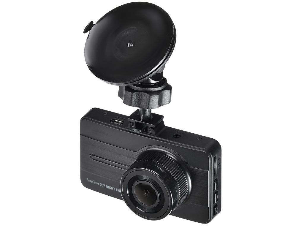 Видеорегистратор Digma FreeDrive 207 Night FHD Black 1070523
