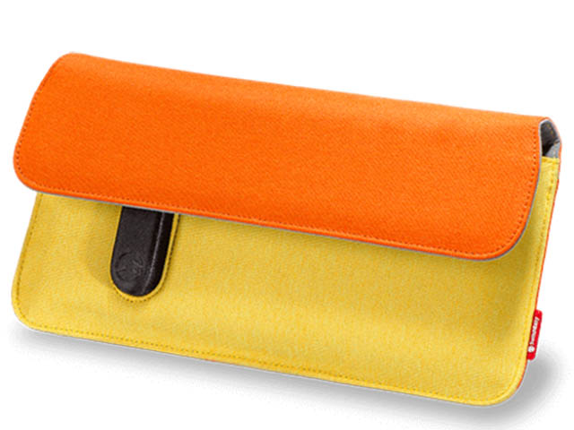 Чехол SwitchEasy PowerPack Storage & Charging Bag для Nintendo Switch Orange-Yellow PPK-OY-1