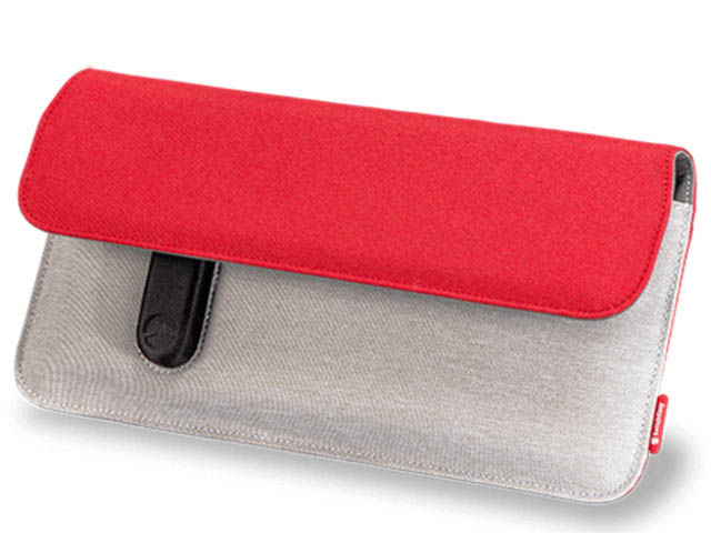 Чехол SwitchEasy PowerPack Storage & Charging Bag для Nintendo Switch Red Pocket PPK-RP-1
