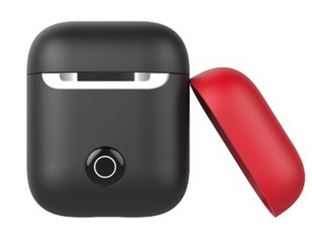 Чехол SwitchEasy для Apple AirPods 2 Colors Generation Wireless Charging Case Black GS-108-71-139-11