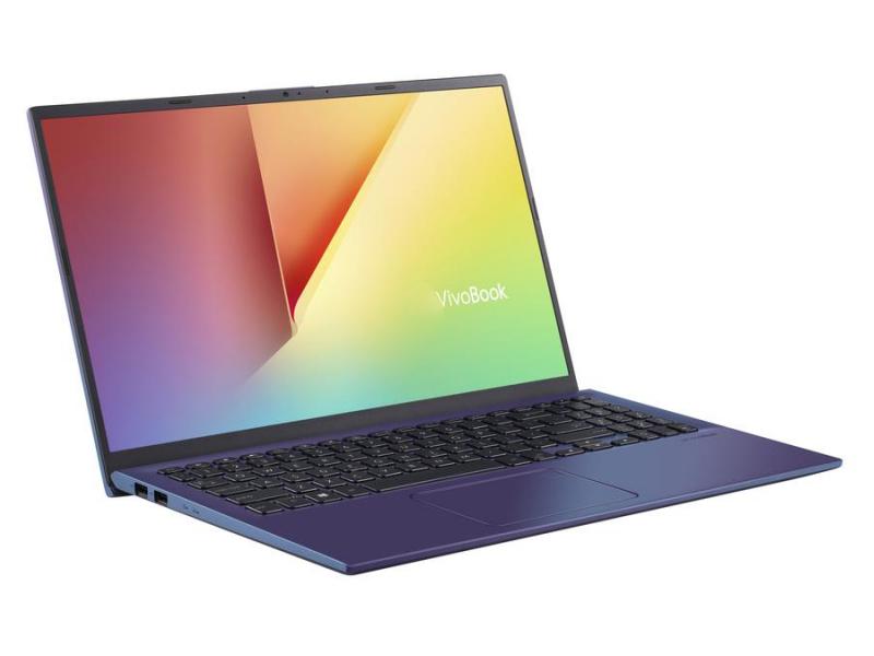 Ноутбук ASUS X512DA-BQ537T 90NB0LZ6-M07280 Peacock Blue (AMD Ryzen 3 3200U 2.6GHz/4096Mb/256Gb SSD/AMD Radeon Vega 3/Wi-Fi/Bluetooth/15.6/1920x1080/Windows 10)