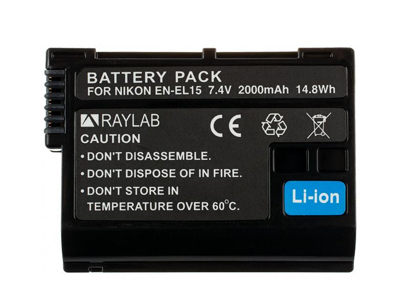Аккумулятор Raylab RL-ENEL15