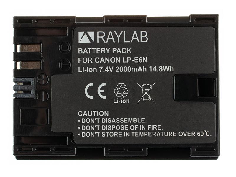 Аккумулятор Raylab RL-LPE6N