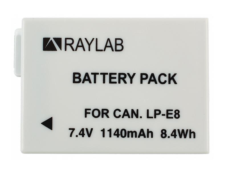 Аккумулятор Raylab RL-LPE8