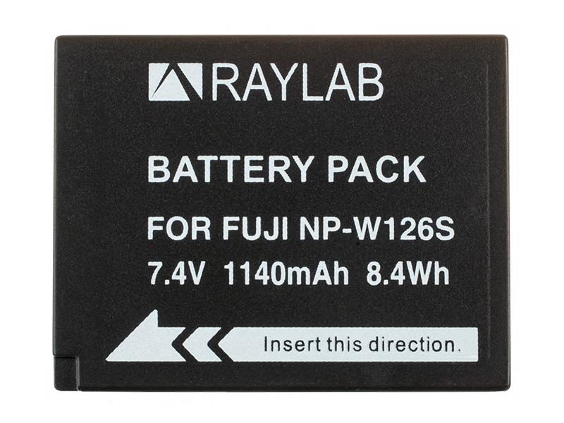 Аккумулятор Raylab RL-W126S