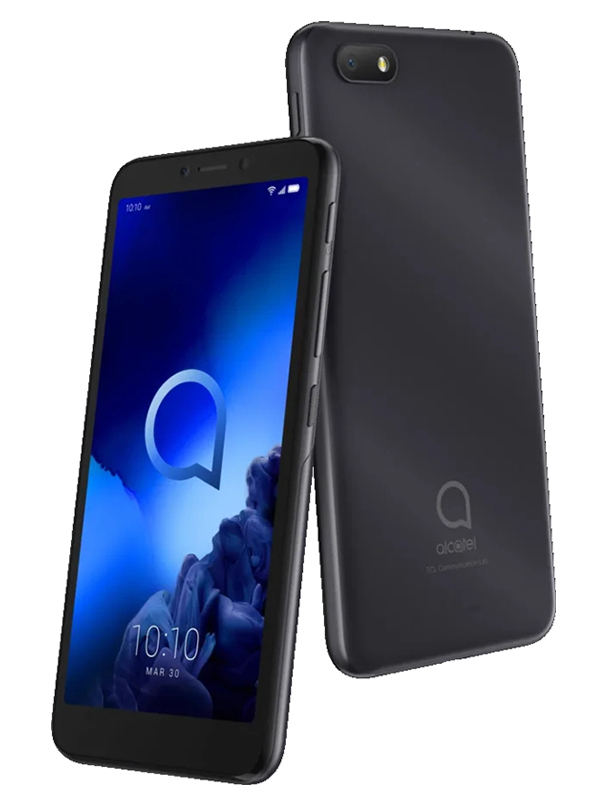 Сотовый телефон Alcatel 1V 5001D 2019 Anthracite Black ALC-5001D-2AALRU1