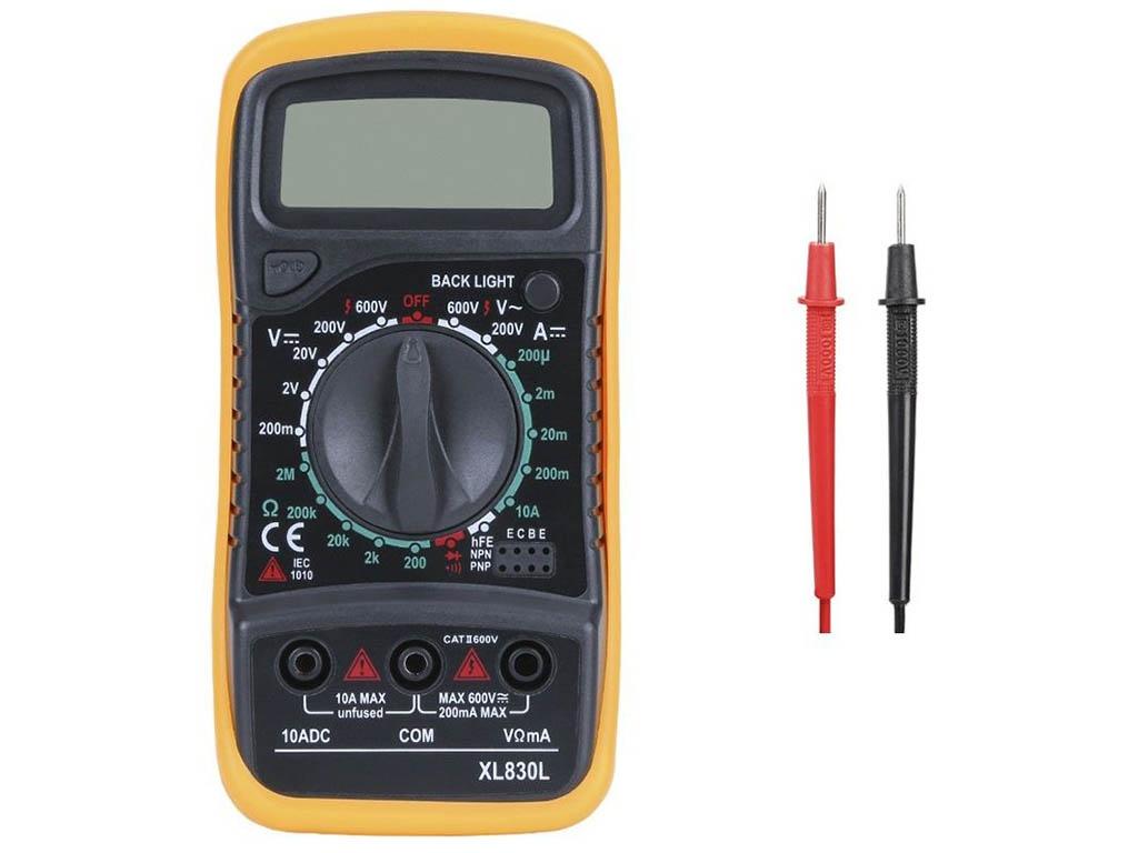 Мультиметр Deko DT Smart Plus 065-0282