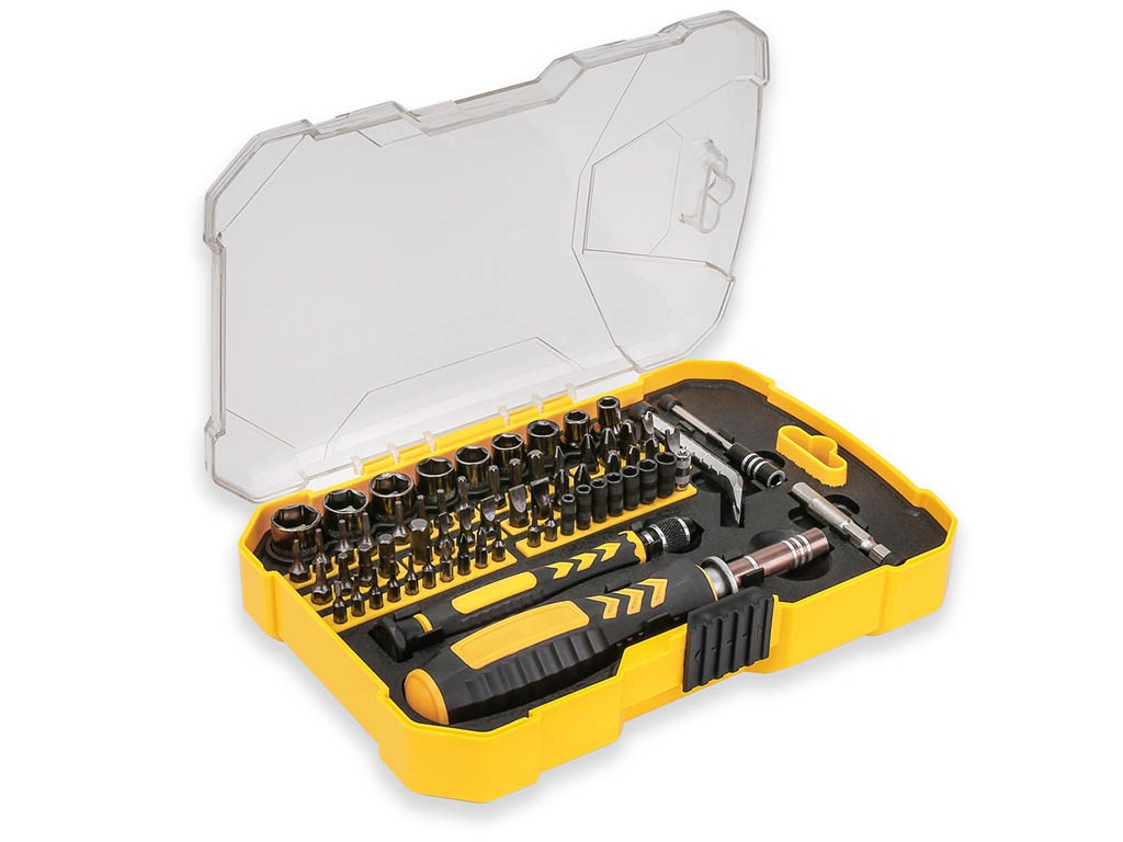 Набор инструмента Deko Mobile Tool Kit 67шт 065-0230