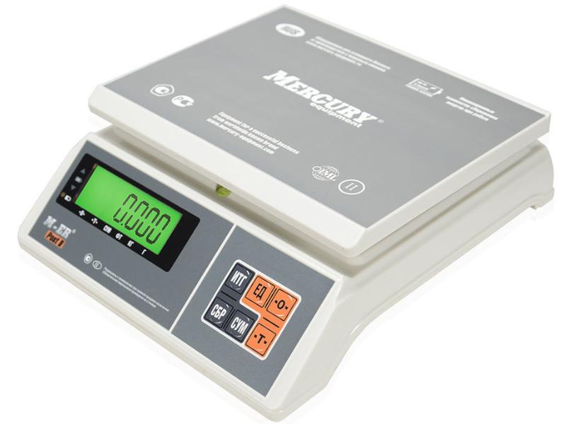 Весы Mertech M-ER 326AFU-32.1 LCD