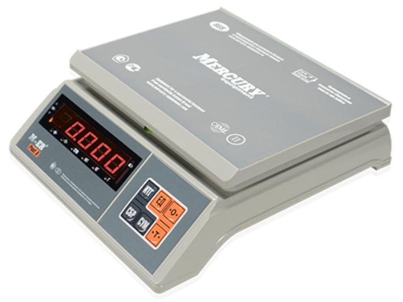 Весы Mertech M-ER 326AFU-3.01 LED