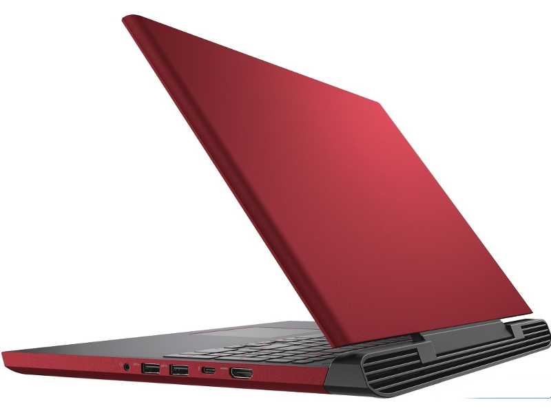 Ноутбук Dell G5 5587 G515-5611 (Intel Core i5-8300H 2.3GHz/8192Mb/1000Gb + 8Gb SSD/nVidia GeForce GTX 1050 4096Mb/Wi-Fi/Bluetooth/Cam/15.6/1920x1080/Linux)