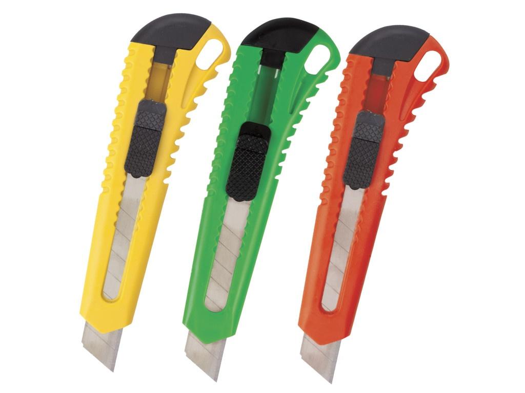 Нож Brauberg Classic 230917